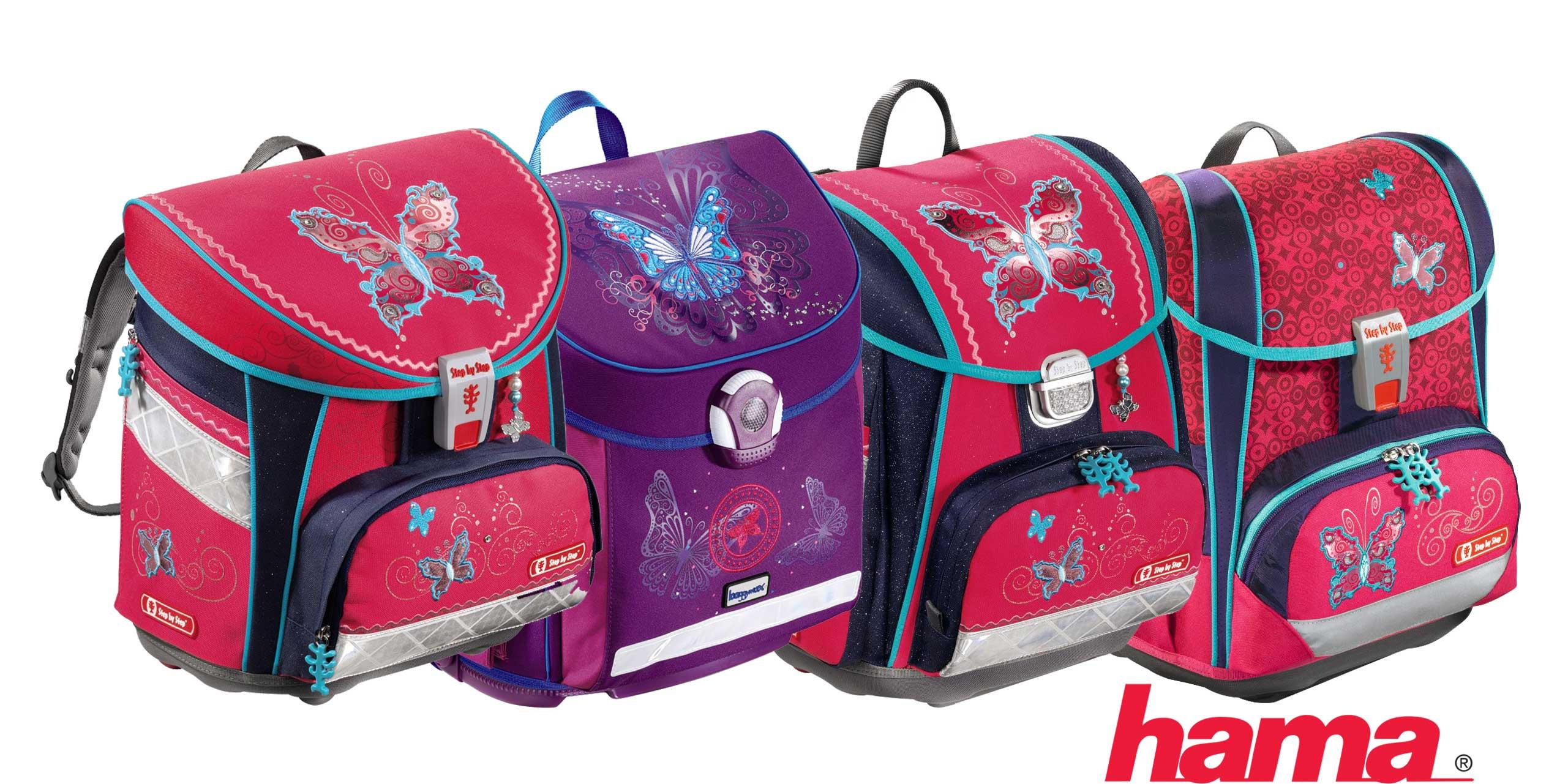 7f137f77db Školská taška motýľ online predaj eshop